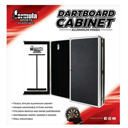 Formula Sports Championship Dartboard Cabinet