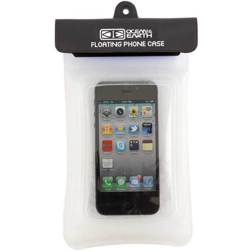 Floating Mobile Phone Case - Size 130mm x 190mm From Ocean & Earth