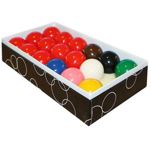 "Formula Sports 2"" Standard Snooker Balls"