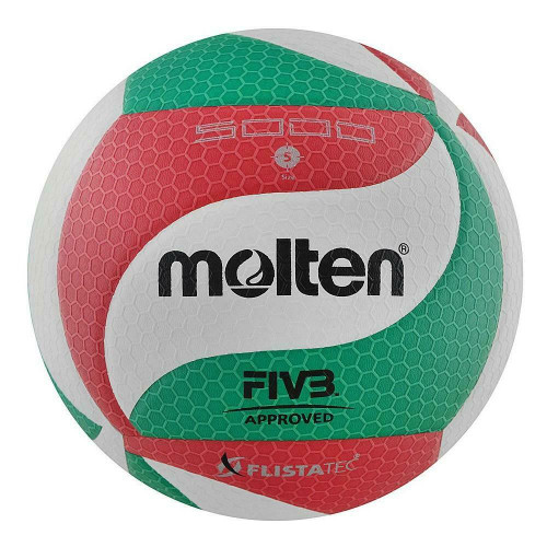 Molten V5-M5000 FIVB Approved Indoor Volleyball Size 5