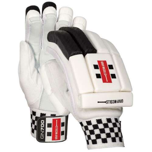 Gray Nicolls GN700 Cricket Left Handed Batting Gloves For Ages 10-12 Years