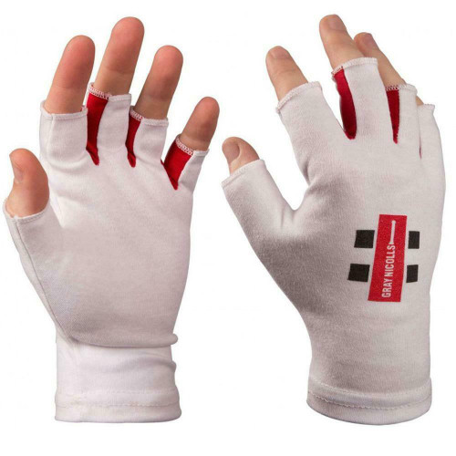 Gray Nicolls Fingerless Cricket Glove Inners For Junior