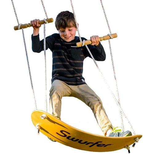 SWURFER Original Swingboard - Backyard Swing Set - Tree Swing