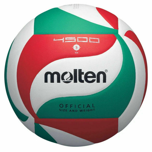 Molten V5M4500 Indoor Composite Leather Competition Volleyball Size 5