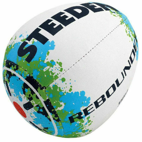 Steeden Rugby League Rebounder Training Rugby Football Ball