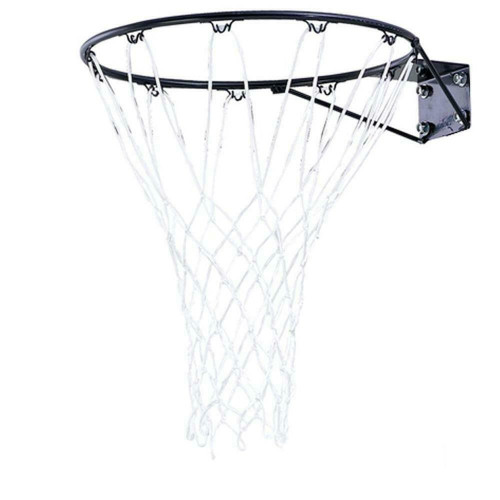 Gilbert Netball Net in White for Use with Existing Rings