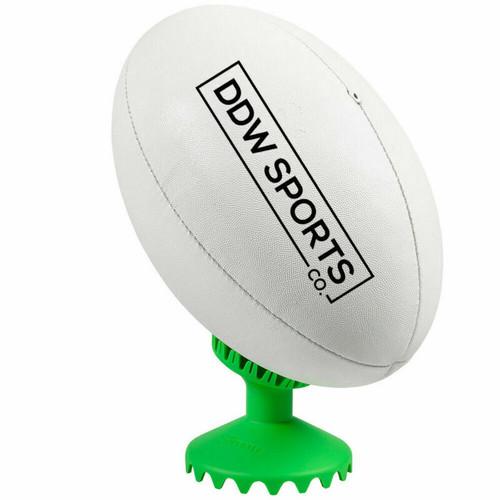 Boffo Rugby - Prince - Dan Carter Kicking Tee In Green