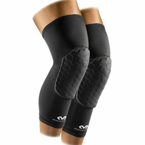 McDavid HEX TUF 6446X Leg Sleeve / Pair Small