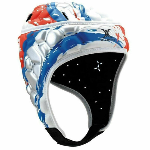 Gilbert Falcon 200 Rugby Union Football Large 58.5cm Headguard in Multi