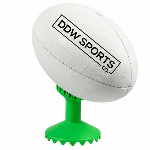 Boffo Rugby - King - Dan Carter Kicking Tee In Green