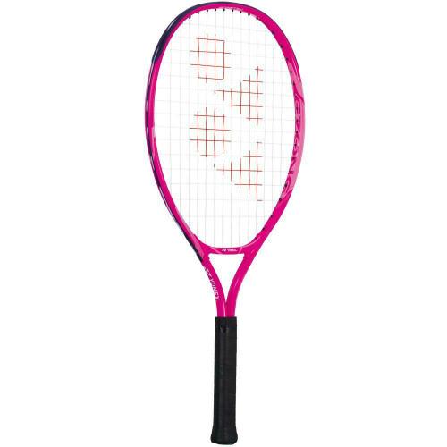 """Yonex EZONE Alloy 25"""" Junior Tennis Racquet In Pink"""