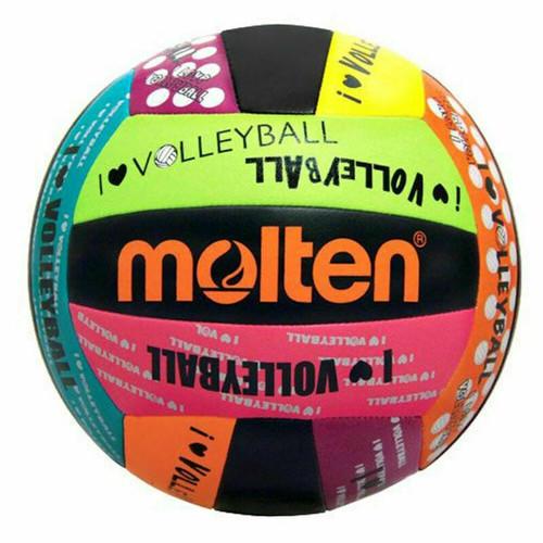 Molten I Love Volleyball - Beach Volleyball Size 5