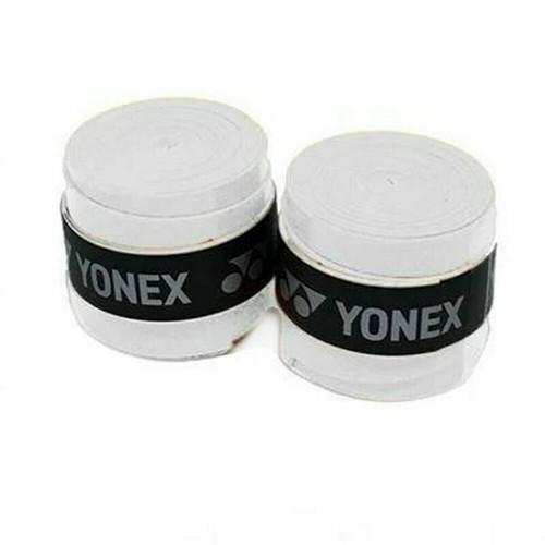 Yonex Tennis & Badminton Super Grap Synthetic Over Grip - White