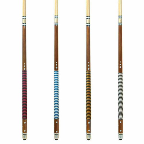 """Nylon Wound Series Pool / Snooker Cue 57"""" 2Pce Cues From Formula Sports"""