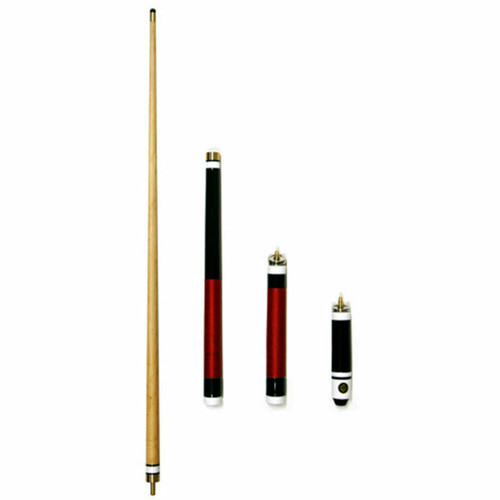 """Nylon Wound Series Pool / Snooker Cue 57"""" 4Pce Cues From Formula Sports"""