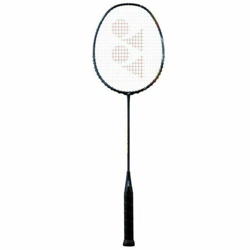 Yonex Astrox 22 Badminton Racquet 2F G6 - strung In Mat Black