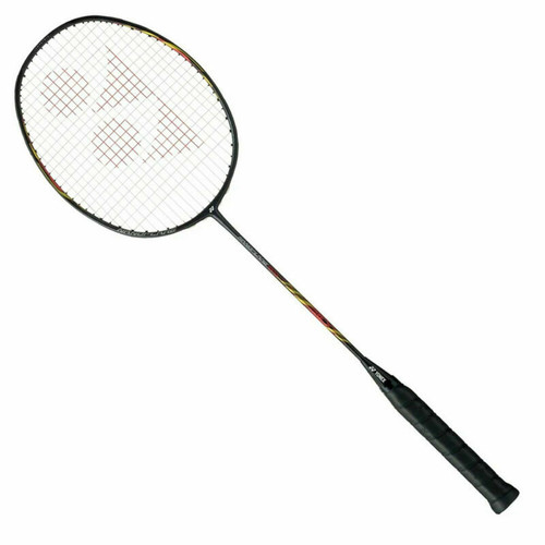 Yonex Nanoflare 800 Badminton Racquet 3U G5 - strung In Mat Black
