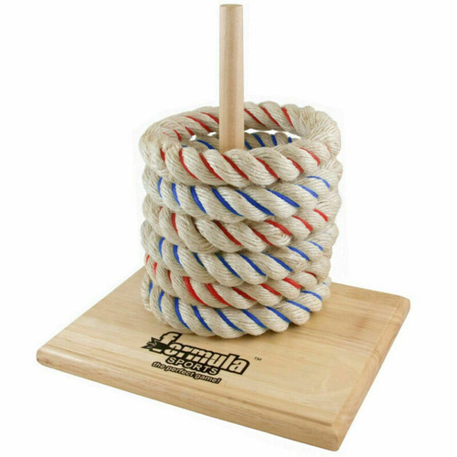 Rope Quoits Set - Outdoor Game - Perfect For Family & Party Game