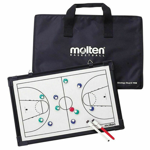 Molten Deluxe Coaches Magnetic Basketball Strategy Board