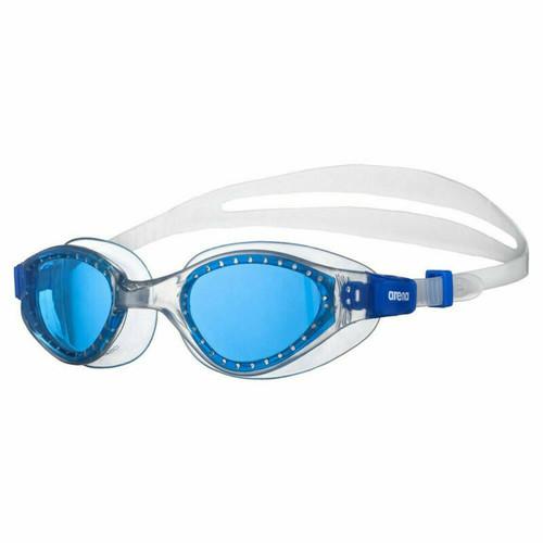 Arena Cruiser Evo Junior 6-12yrs Swimming Goggles In Clear/Blue - Swim Goggles
