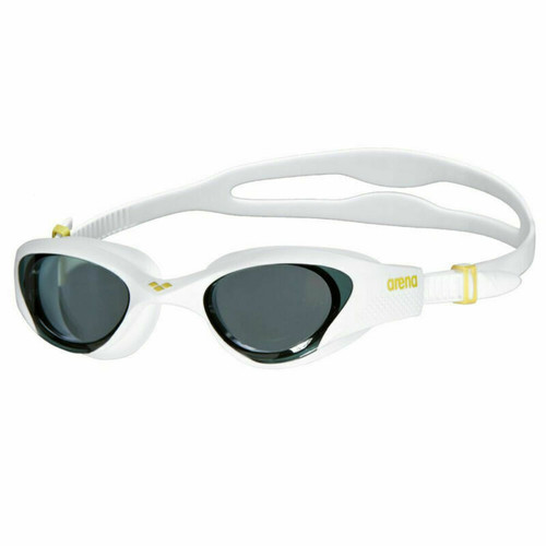 Arena Womans The One Smoke Adult Swimming Goggles In White