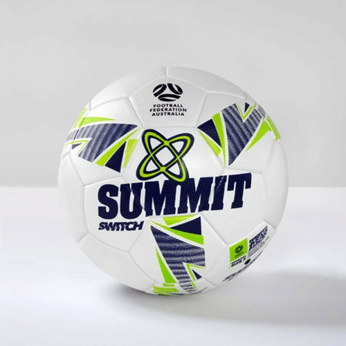 SUMMIT Football Australia Switch Size 5 Soccer Ball