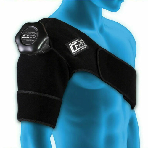 Ice20 Single Shoulder Ice Therapy Compression Therapy