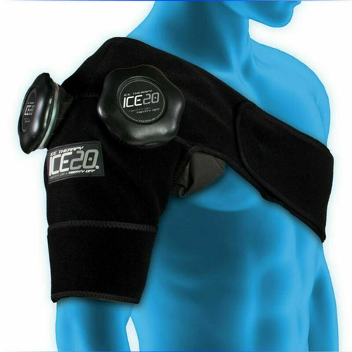 Ice20 Double Shoulder Ice Therapy Compression Therapy - Pain Relief