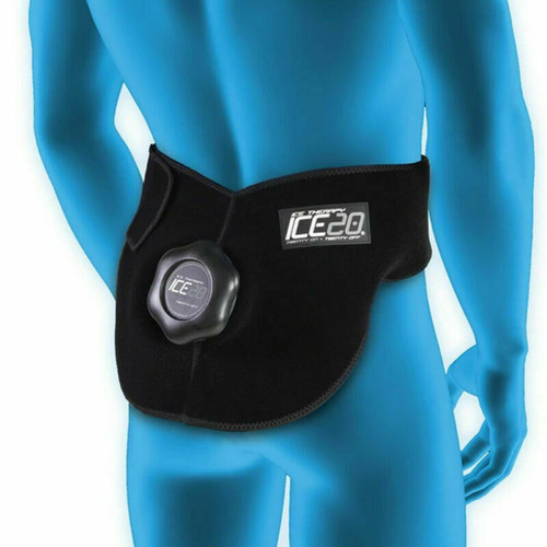 Ice20 Back/Hip Ice Therapy Compression