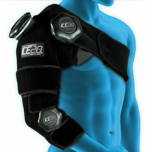 Ice20 Combo Arm Ice Therapy Compression Therapy - Pain Relief