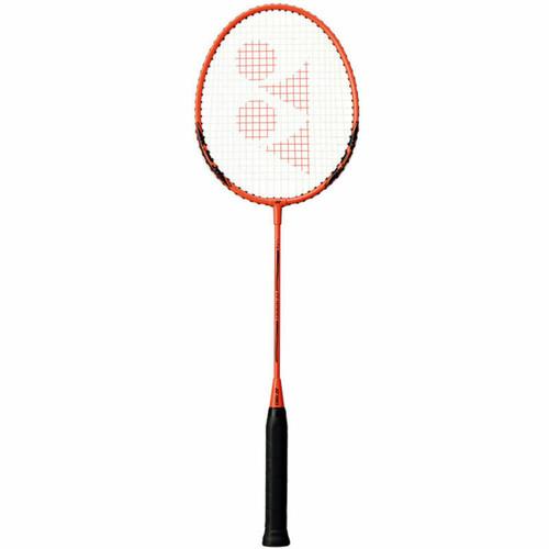 Yonex B4000 Badminton Racquet - G4 Racket In Orange