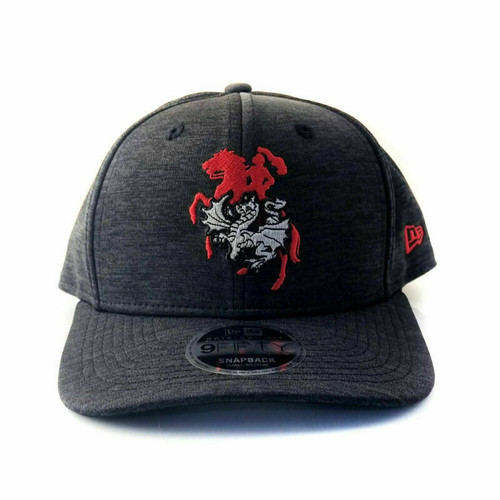 New Era Limited Edition St George Illawarra Dragons Graphite Pop Cap NRL 9Fifty