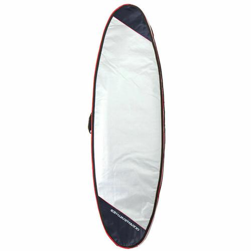 Ocean & Earth 6'4 Barry Double Basic Short Surfboard Cover