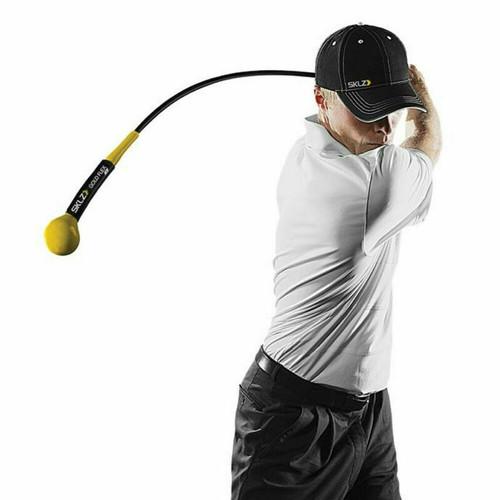 SKLZ Gold Flex Strength & Tempo Golf Swing Trainer - Training Golf Club