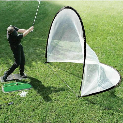 SKLZ 7ft Practice Net For Golf, Soccer, Baseball, T-Ball, Softball, Hockey