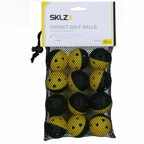 SKLZ Limited Flight Impact Golf Balls