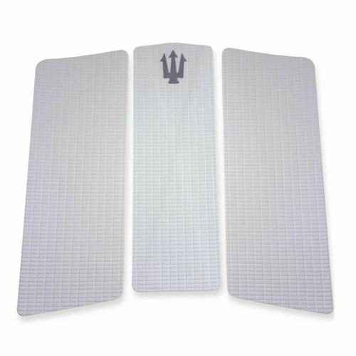 Far King 2.5mm Centre Traction Surfboard Centre Deck Pad - Cement