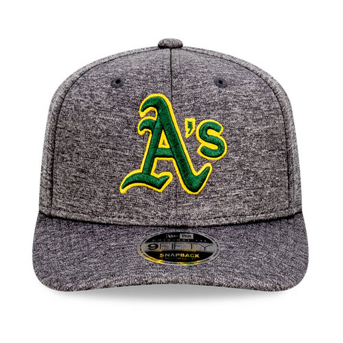 New Era Oakland Athletics A's MLB 9Fifty Pre-Curved PC Hat Original Fit