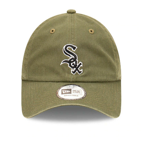 New Era Chicago White Sox Olive Casual Classic Hat