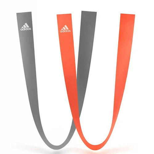 Adidas Pilates Bands - Latex - 2 Levels Of resistance In Pack