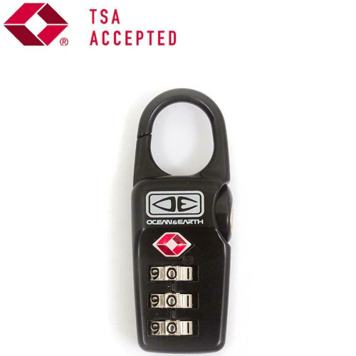 Ocean & Earth Surfboard Luggage Travel Lock O&E TSA Accepted