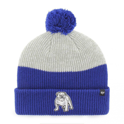 New Canterbury-Bankstown Bulldogs NRL Supporter Beanie From 47 Brand