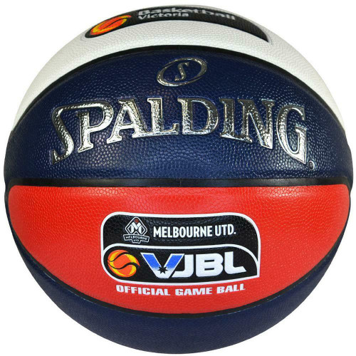 TF-Elite Official Victorian Junior Basketball League MUVJBL Size 6 Spalding