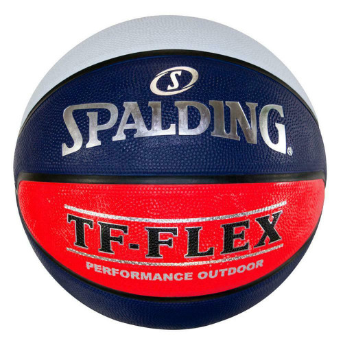 TF- Flex Training Basketball Size 7 Outdoor Ball From Spalding