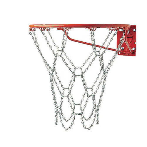 Heavy Duty Chain Net For Basketball Ring From Spalding