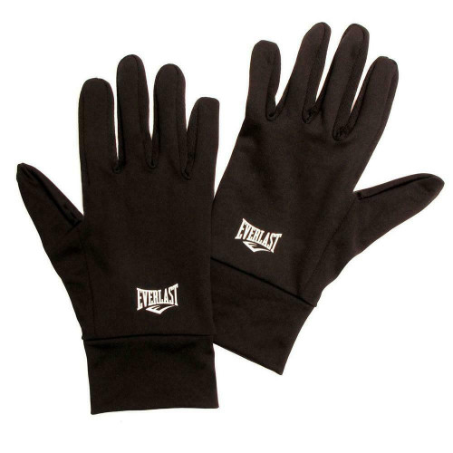 Everlast Everdry Advance Boxing Glove Liners For Training Gym Black Large/Xlarge