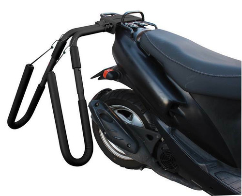 FK Moped / Scooter Rack For Surfboards For Surfing From Far King