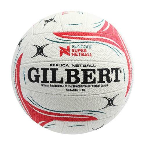 Gilbert Netball Super Netball Replica Size 5