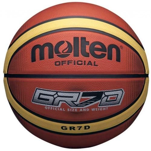 BGRX Series Basketball (Tan) Size 7 from Molten Outdoor Basket Ball