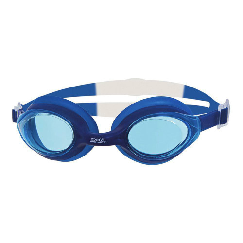 Zoggs Adult Bondi Goggles in Navy/Clear with Blue Tint